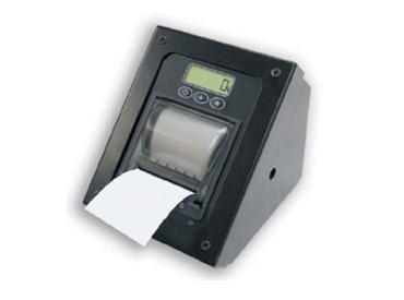 Impresora con visor de peso