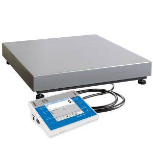 Balanza de control para preenvasados modelo WLY de Radwag.